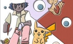 Plak Pokemon Plaatjes