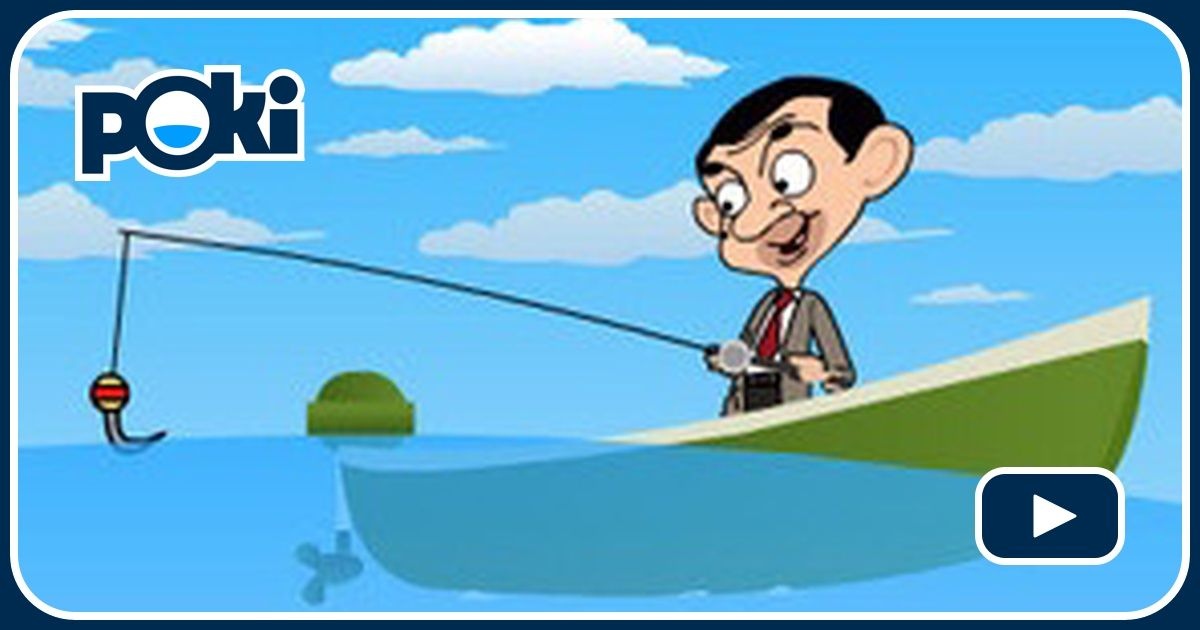 mr bean fishing en ligne joue gratuitement sur. Black Bedroom Furniture Sets. Home Design Ideas