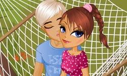 A Kiss In A Hammock