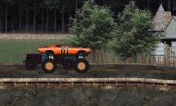 Nitro Truck Jump
