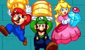 Mario Treasure Hunt