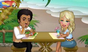 Original game title: Miami Restaurant