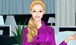 Barbie Stewardess Aankleden
