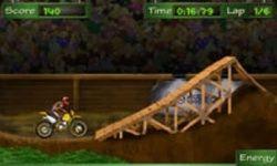 Kaskadérské motokrosové závody
