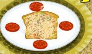Original game title: Bread Pizza
