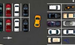 Parkplatz Herausforderung