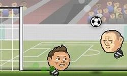 Sports Heads Soccer 3