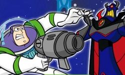 Buzz Lightyear Galactic Shootout