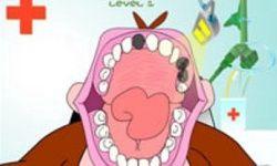 Maimuta la Dentist