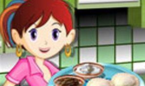 Original game title: Sara's Cooking Class: Pierogi