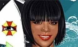 Rihanna Makeover