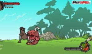 Original game title: Gangsta Bean
