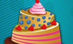 Prom Night Cake Decor
