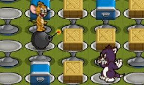 Original game title: Tom and Jerry Bomberman