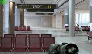 Airport Shootout