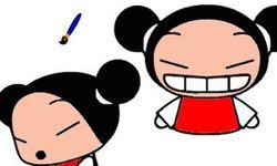 Pucca Coloring