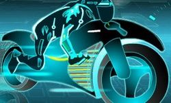 3D Neon Race 2