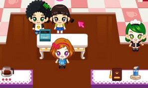 Original game title: Sami's Tea Restaurant