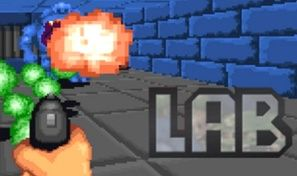 Original game title: Shooting: LAB