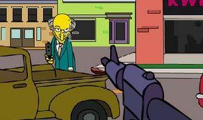 Original game title: Simpsons Arcade
