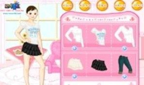 Original game title: Date Dress Up