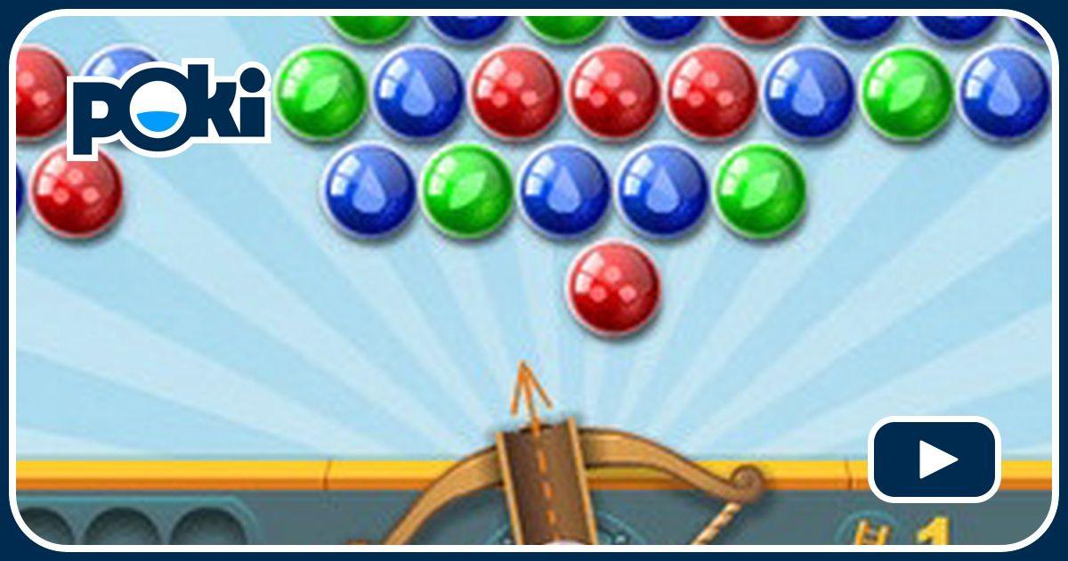 Spiele Kostenlos Bubble Shooter 3