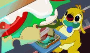 Original game title: 625 Sandwich Stacker