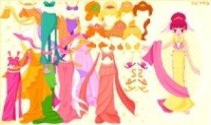 Athena Dress Up