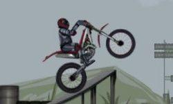 Funny Biker