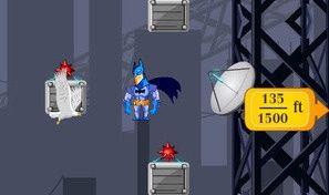 Original game title: Batman Tower Jump