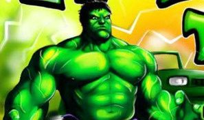 Original game title: Hulk Truck