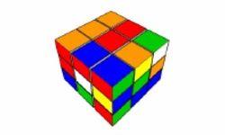 3D Rubikin Kuutio