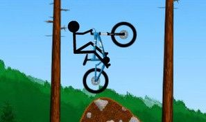 Original game title: Stickman Freeride