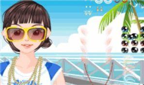 Go Beach Dress Up