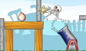 Skeleton Launcher LP