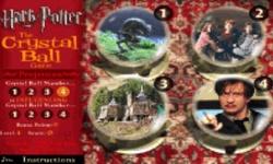 Harry Potter Crystal Ball