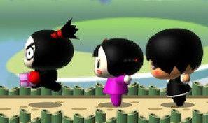 Original game title: Pucca: Runaway