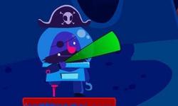 Pirate Vs Alien Lobsters