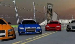 Sports Traffic Racer