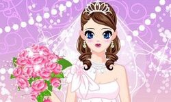 Perfect Romantic Bride