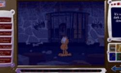 Garfield Haunted House