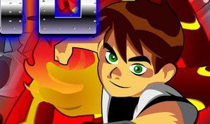 Original game title: Ben 10 Fireman