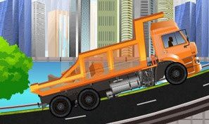 Original game title: Trucker