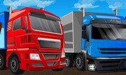 Ads Truck Racing