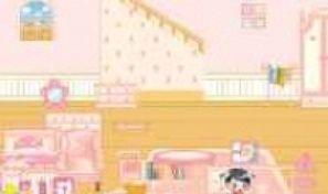 Pink Furniture Decoration