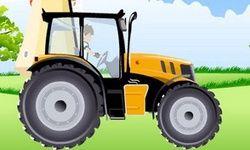 Ben 10's Tractor