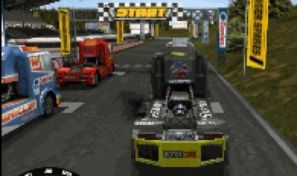 Original game title: Super Trucks