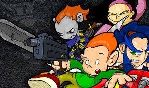Original game title: Rumble