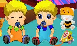Naughty Twins