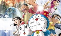 Doraemon Jigsaw